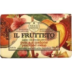 Il Frutteto Peach & Melon Soap Bar
