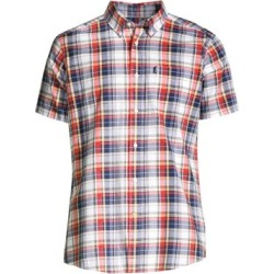Shirt Shop Slim-Fit Plaid Short-Sleeve Shirt found on Bargain Bro India from Saks Fifth Avenue Canada for $103.36