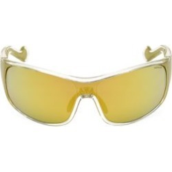 Wraparound Shield Sunglasses found on Bargain Bro Philippines from Saks Fifth Avenue Canada for $373.24