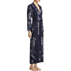 Paisley Self-Tie Robe found on MODAPINS from Saks Fifth Avenue for USD $136.00
