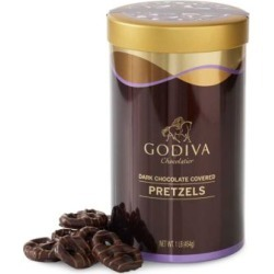 Dark Chocolate Covered Pretzels Canister found on Bargain Bro Philippines from Saks Fifth Avenue Canada for $22.72