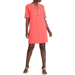 Palm Chain Trim Shift Dress found on Bargain Bro UK from Saks Fifth Avenue UK