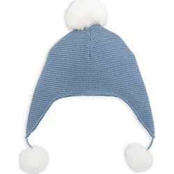 Elegant Baby Baby's Sofia And Finn Hat - Blue - Size 0-12 Months found on Bargain Bro India from Saks Fifth Avenue for $24.00