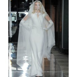 Sophisticated Silk Sheath Gown found on Bargain Bro India from La Baie for $6295.00