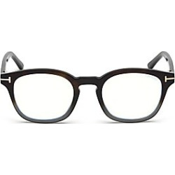 365f182f713 Tom Ford Women s 49MM Soft Square Gradient Optical Eyeglasses - Shiny  Havana Grey found on MODAPINS