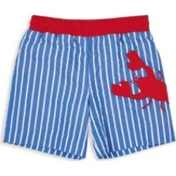 Baby Boy's Stripe Lobster Trunks