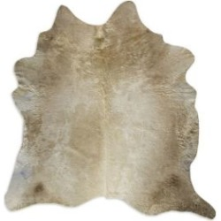 Natural Cowhide Rug found on Bargain Bro Philippines from Saks Fifth Avenue Canada for $730.93