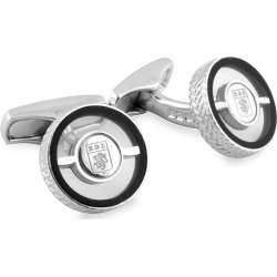 Zegna Men's Clear Rotating Cufflinks found on MODAPINS from Saks Fifth Avenue OFF 5TH for USD $203.99