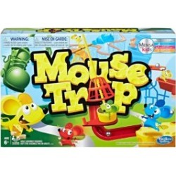 Classic Mousetrap Board Game found on GamingScroll.com from The Bay for $29.99