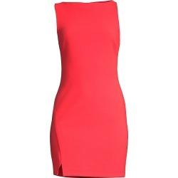 Likely Women's Vina Split Mini Dress - Bittersweet - Size 4 found on MODAPINS from Saks Fifth Avenue for USD $74.25