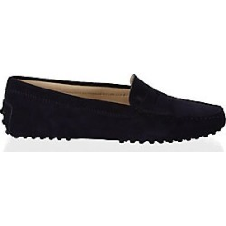 Tod's Women's Gommini Suede Driver Loafers - Navy - Size 39 (9) found on Bargain Bro India from Saks Fifth Avenue for $475.00