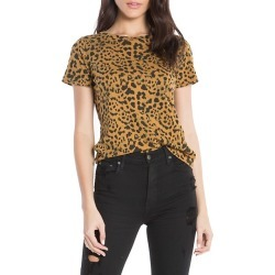 Jigsaw Leopard Print Top found on Bargain Bro from Saks Fifth Avenue AU for USD $61.10