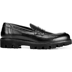 Vince Men's Comrade Leather Lug-Sole Loafers - Black - Size 11 M found on Bargain Bro India from Saks Fifth Avenue for $325.00