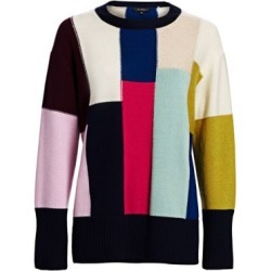 Patchwork Wool-Cashmere Sweater found on Bargain Bro Philippines from Saks Fifth Avenue AU for $948.82