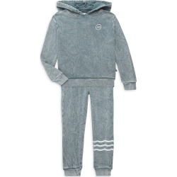 Sol Angeles Little Girl's & Girl's Baja Joggers - Cloud - Size 4 found on Bargain Bro from Saks Fifth Avenue for USD $50.16