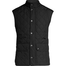 Barbour Men's Lowerdale Slim-Fit Vest - Black - Size Large found on MODAPINS from Saks Fifth Avenue for USD $180.00