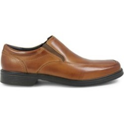 City Lites Calgary Moc Slip-On Leather Loafers
