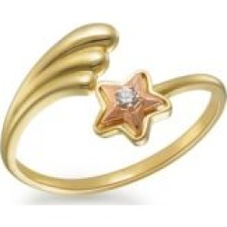 10K Gold Shooting Star Ring found on GamingScroll.com from The Bay for $257.99
