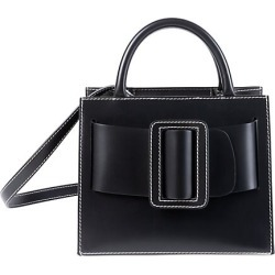 Boyy Women's Bobby Leather Tote - Black found on MODAPINS from Saks Fifth Avenue for USD $1140.00