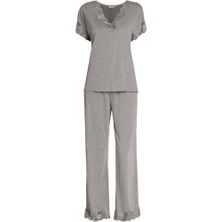 Zen Floral Jersey Pajamas found on MODAPINS from Saks Fifth Avenue for USD $150.00