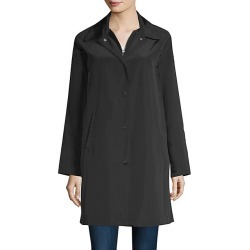 Mock Double Raincoat found on MODAPINS from Saks Fifth Avenue for USD $122.75