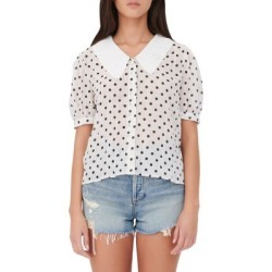 Coiso Polka Dot Shirt found on GamingScroll.com from The Bay for $260.00