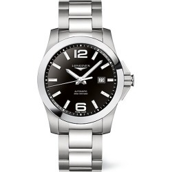Longines Men's Conquest Stainless Steel Automatic Watch - Silver found on MODAPINS from Saks Fifth Avenue for USD $1225.00