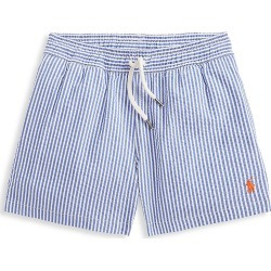 Ralph Lauren Little Boy's and Boy's Stripe Seersucker Swim Trunks - Blue - Size 6 found on Bargain Bro India from Saks Fifth Avenue for $49.50