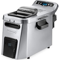 Delonghi Digital Dual Zone Stainless Steel Deep Fryer found on Bargain Bro India from Saks Fifth Avenue for $129.95