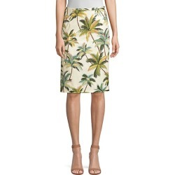 Hawaiian Shine Pencil Skirt found on Bargain Bro India from Saks Fifth Avenue OFF 5TH for $141.99