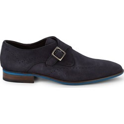 Suede Monk-Strap Shoes found on Bargain Bro Philippines from Saks Fifth Avenue OFF 5TH for $199.99