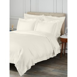 Saks Fifth Avenue Baratto Stitch Duvet - Ivory - Size Full found on Bargain Bro from Saks Fifth Avenue for USD $169.10