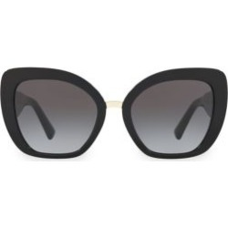 Allure 54MM Oversized Square Cateye Sunglasses found on Bargain Bro India from Saks Fifth Avenue AU for $434.26