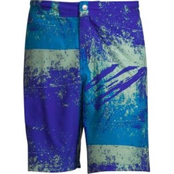Printed Swim Trunks found on MODAPINS from Saks Fifth Avenue AU for USD $93.25
