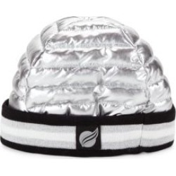 Queens Metallic Nylon Puffer Beanie found on Bargain Bro India from Saks Fifth Avenue AU for $93.22