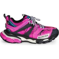 Balenciaga Women's Track Sneakers - Black Pink - Size 6 found on Bargain Bro India from Saks Fifth Avenue for $975.00