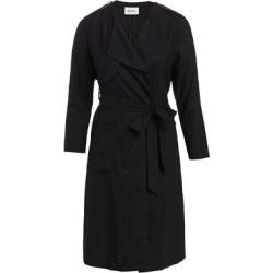 Wool Gabardine Everyday Soft Trench Coat