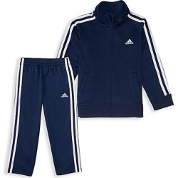 Adidas Baby Boy's 2-Piece Signature Tracksuit - Navy - Size 18 Months found on Bargain Bro India from Saks Fifth Avenue for $42.00