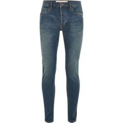 Mid-Wash Stretchy Skinny Jeans found on Bargain Bro India from The Bay for $70.00