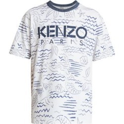 Kenzo All Over Printed T-Shirt found on Bargain Bro UK from Saks Fifth Avenue UK