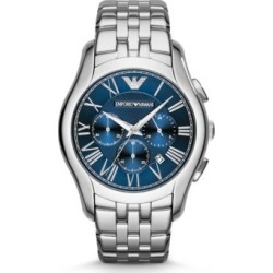 Round Stainless Steel Chronograph Watch found on Bargain Bro India from Saks Fifth Avenue AU for $345.13