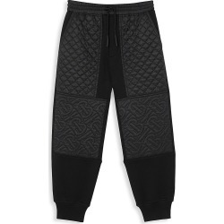 Burberry Little Boy's & Boy's Timothie Joggers - Black - Size 12 found on Bargain Bro from Saks Fifth Avenue for USD $167.20