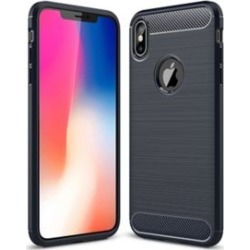 Brushed Metal Case for iPhone X or iPhone Xs