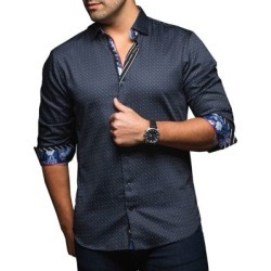 Chemise à pois found on Bargain Bro Philippines from La Baie for $159.00