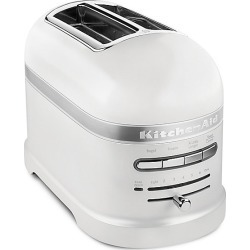 KitchenAid Pro Line 2-Slice Automatic Toaster - Frosted Pearl White
