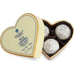 Charbonnel et Walker Cream Heart Box with Sea Salt Milk Caramel Truffles found on Bargain Bro from Saks Fifth Avenue for USD $8.32