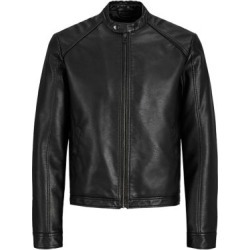 Blouson style moto à col montant found on Bargain Bro Philippines from La Baie for $89.00
