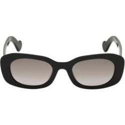 52MM Square Acetate Sunglasses
