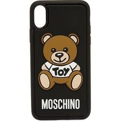 Moschino Women's iPhone X Bear Phone Case - Black Multi found on Bargain Bro India from Saks Fifth Avenue for $75.00