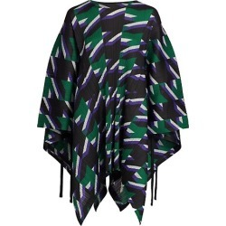 Shooting Star Print Pleated Poncho Tunic found on Bargain Bro UK from Saks Fifth Avenue UK